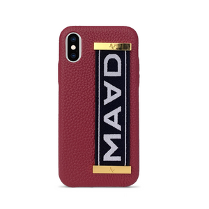 MAAD LVR - Funda Roja iPhone X/Xs