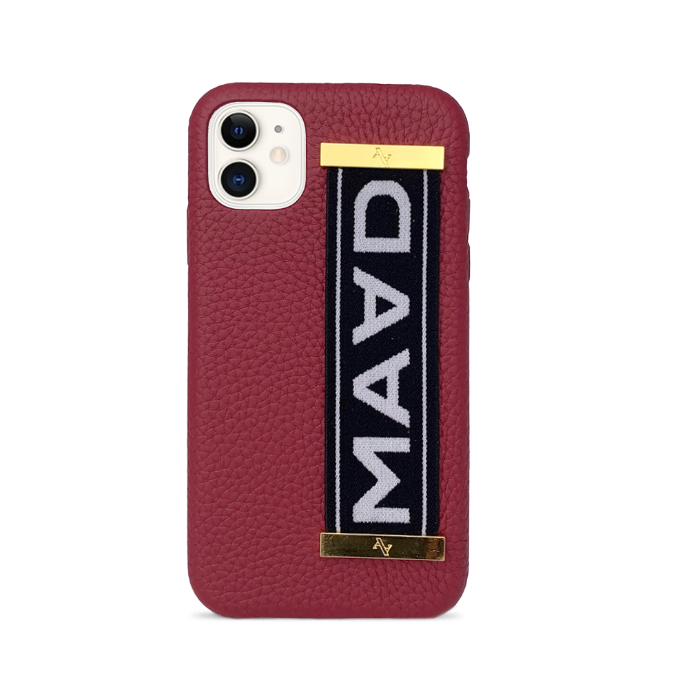 MAAD LVR Red IPhone 11 Case