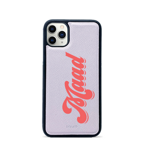 Saffiano - Lilac IPhone 11 Pro Case