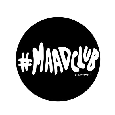 MAAD X DRRRTY Grip Vol 1 - MAAD Collective - Saffiano IPhone Personalized Case