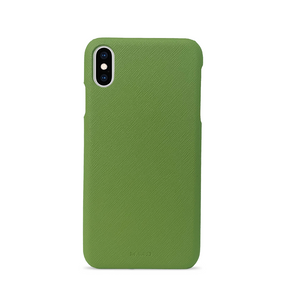 For All - Funda Verde Oliva iPhone Xs Max