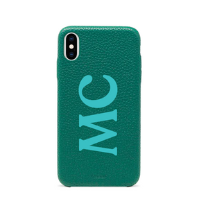Pebble - Moss Green IPhone XS MAX Case