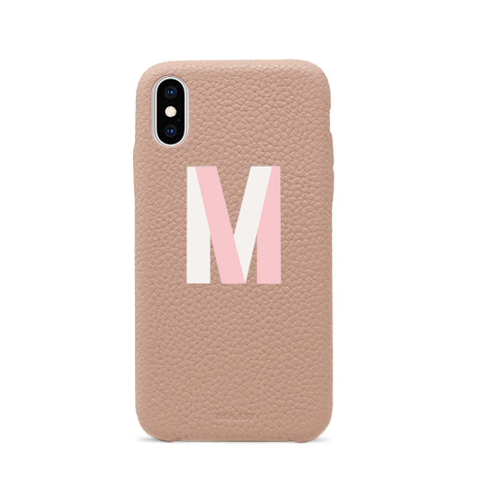 Pebble - Nude IPhone XS MAX Case