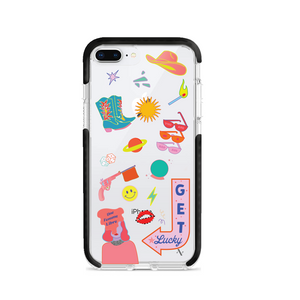 Wild Child - IPhone 7/8 Plus Clear Case