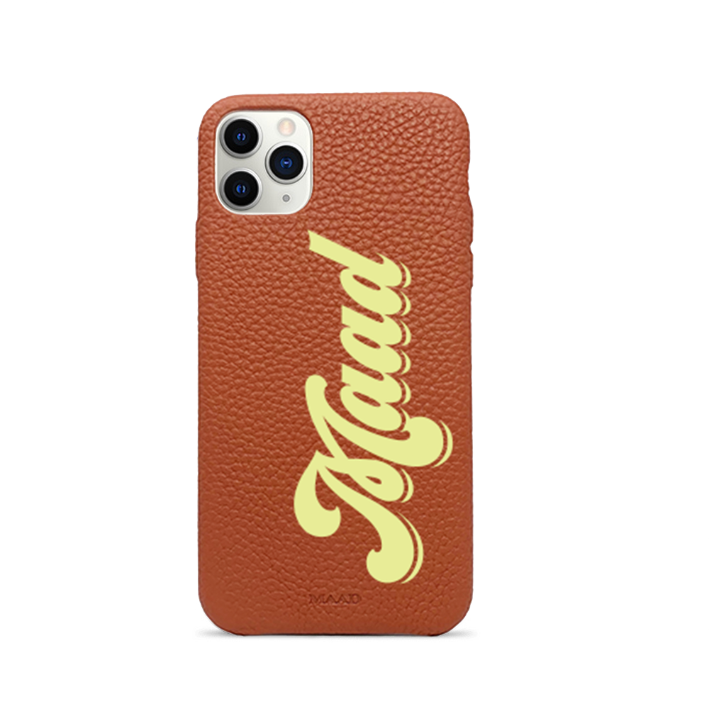 Pebble - Funda Terracotta iPhone 11 Pro Max