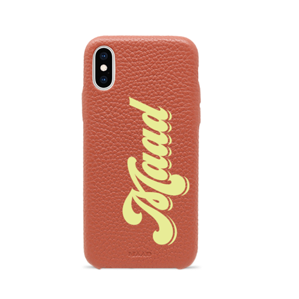 Pebble - Terracotta IPhone X/XS Case