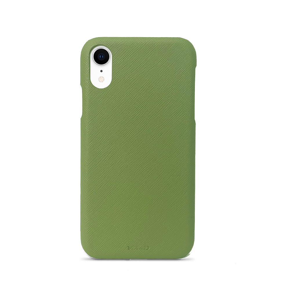 For All - Funda Verde Oliva iPhone Xr