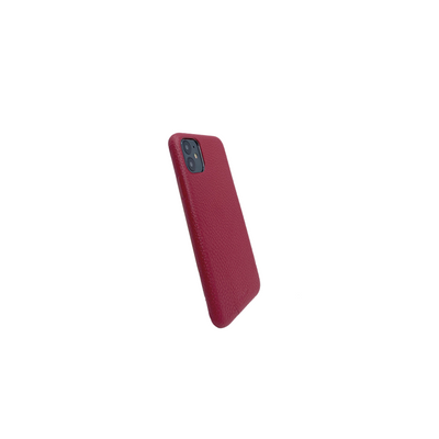 Pebble - Red IPhone 11 Case