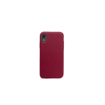 Pebble - Red IPhone XR Case
