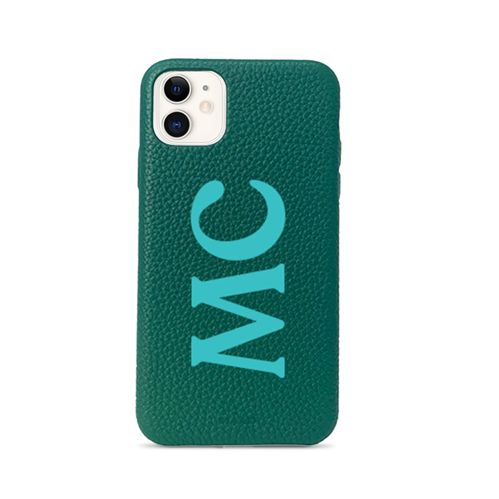 Pebble - Moss Green IPhone 11 Case