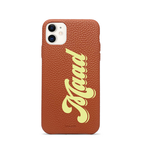 Pebble - Terracotta IPhone 11 Case