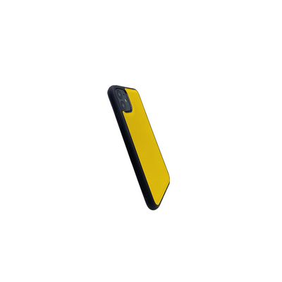 Saffiano - Yellow IPhone 11 Case