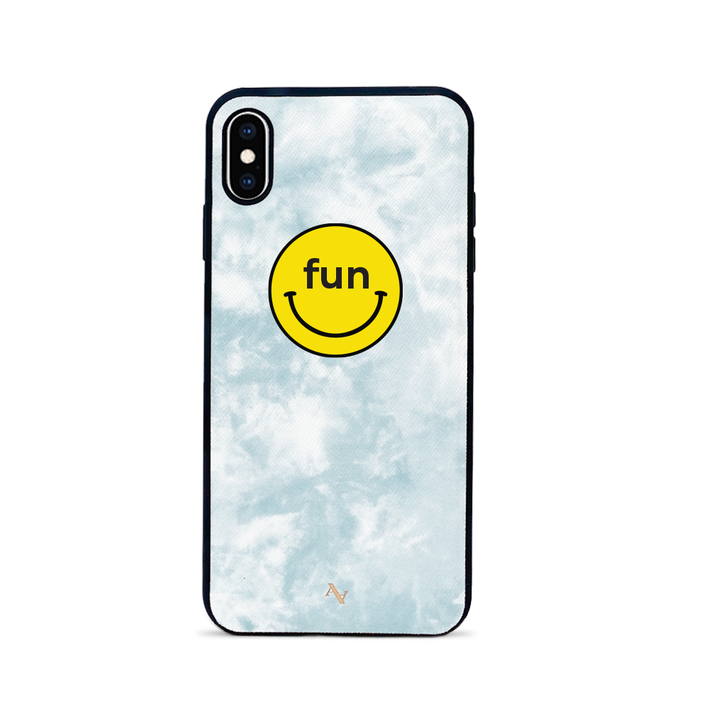 MAAD Fun - Tie Dye IPhone XS MAX Case