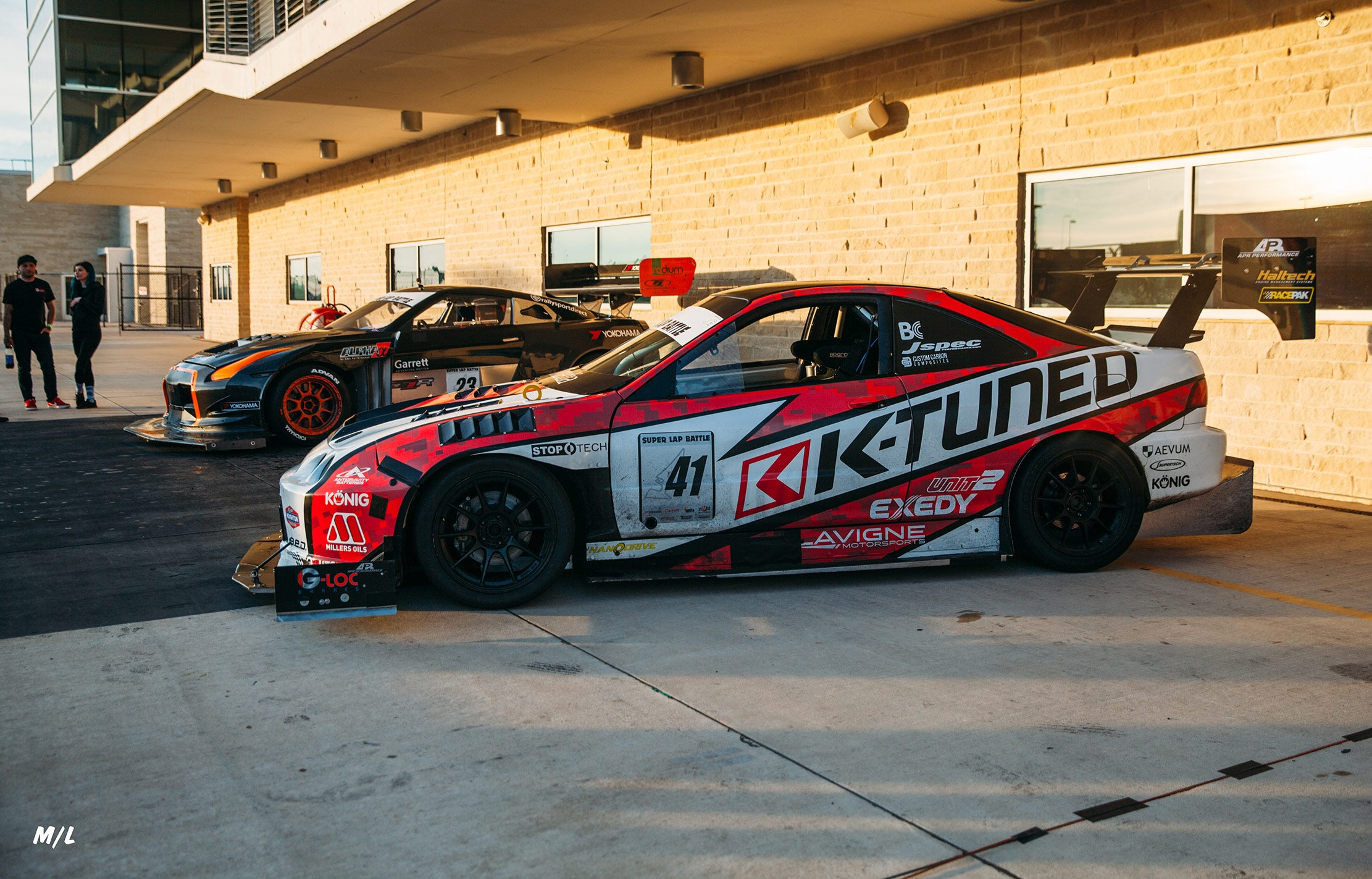 James Houghton K-Series FWD Time Attack honda