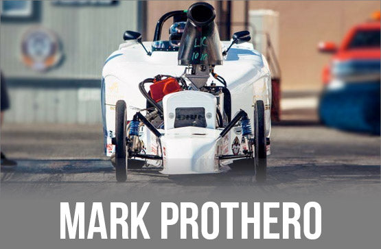 Mark Prothero k-series dragster