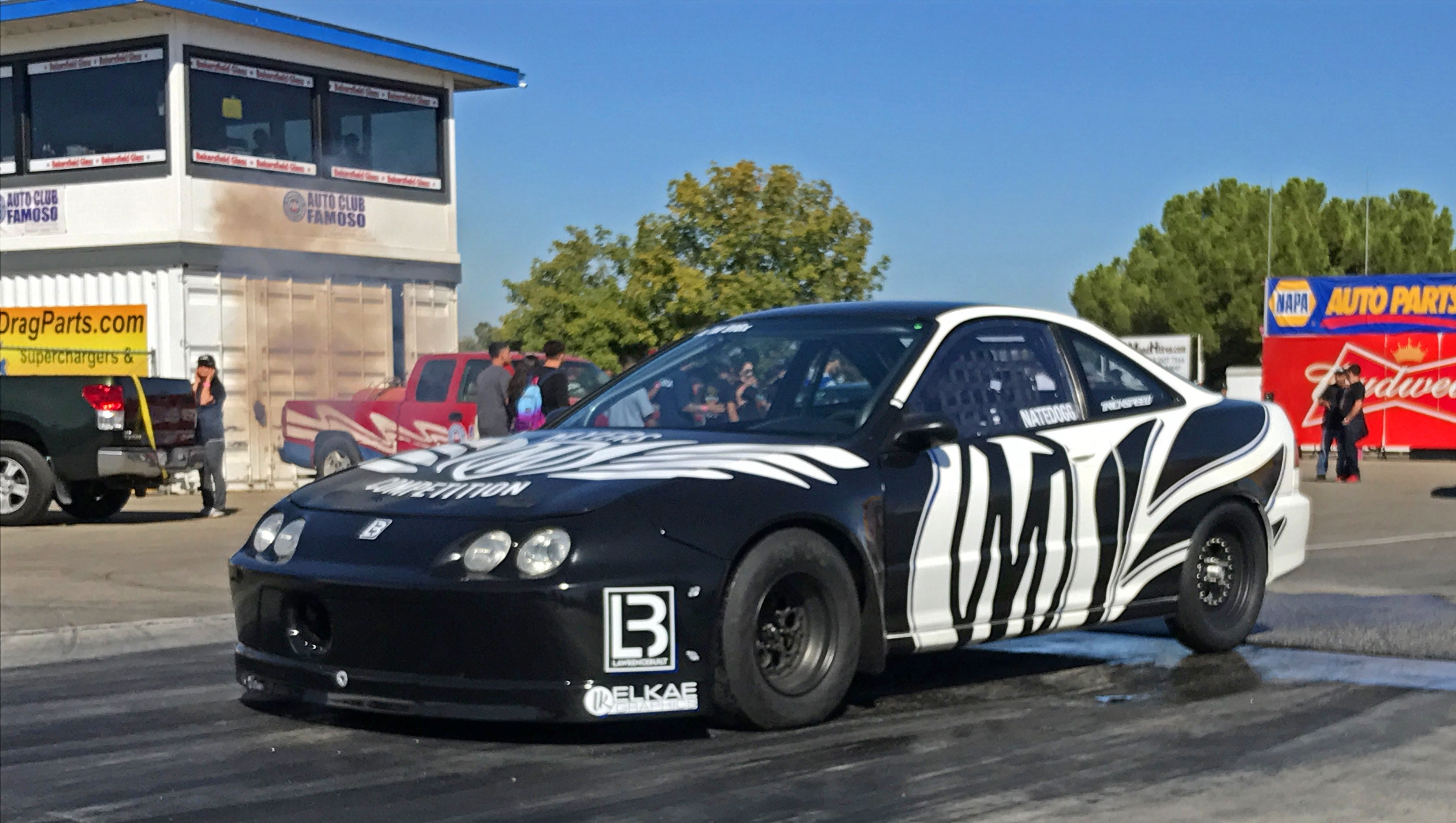 Myers Competition K-series Drag racer