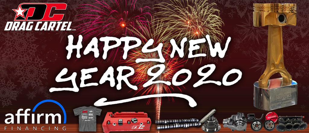 K-series parts sales 2020 happy new year