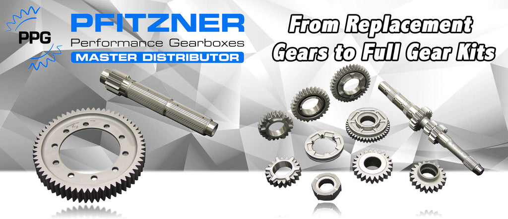 PPG K-series and B-series gear kits