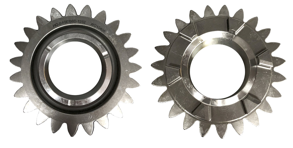 B-SERIES - 2ND GEAR OUTPUT