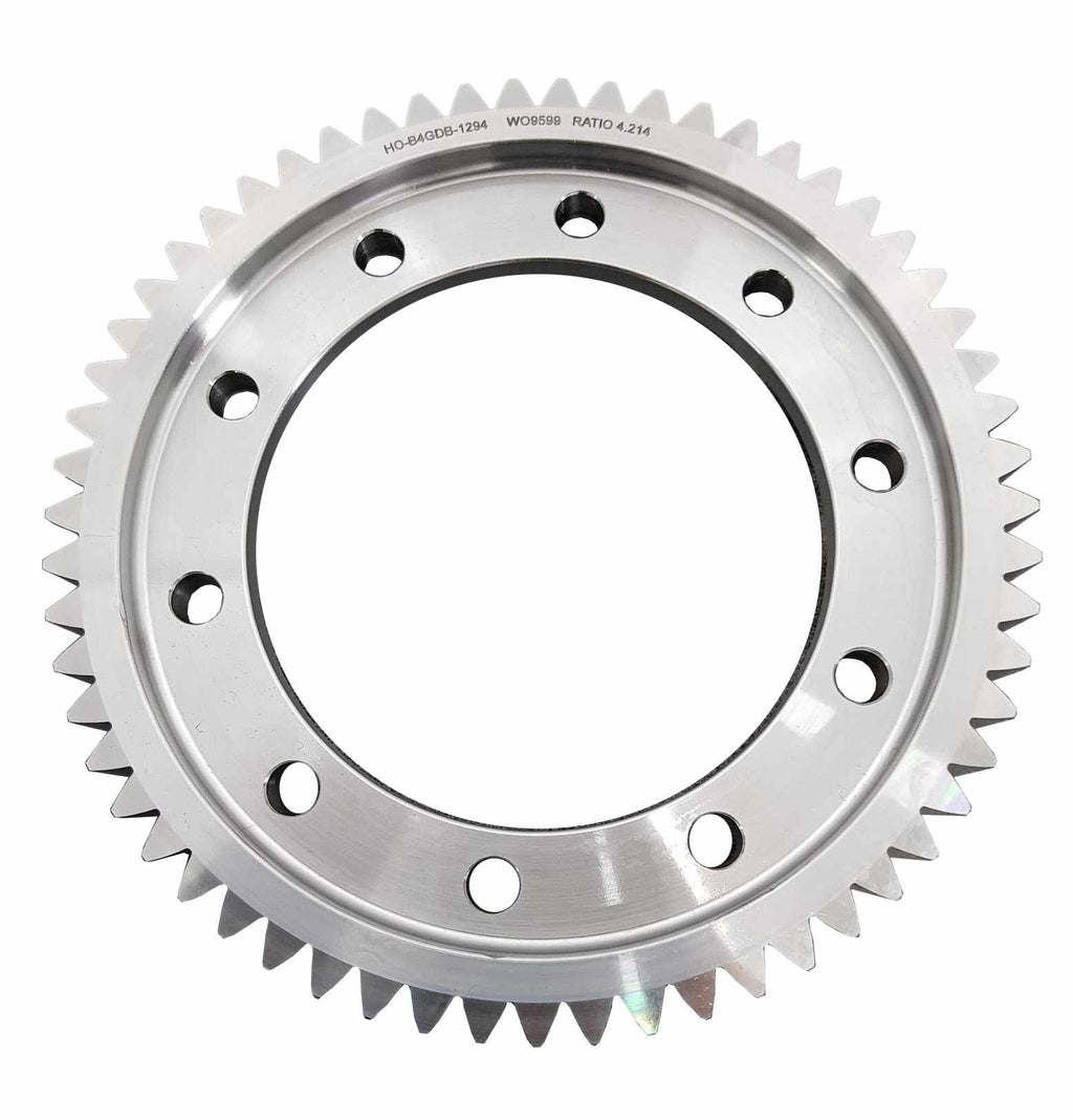 B-SERIES - CROWN WHEEL 4.214 RATIO - LARGE BORE