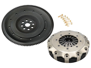 B-series Clutch-Flywheel Assemblies Carbon Racing Clutches
