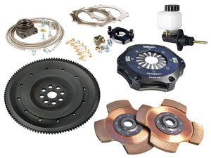 B-series Clutch-Flywheel Assemblies - Cerametallic Clutch Kit