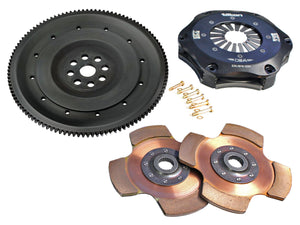 B-series Clutch-Flywheel Assemblies - Cerametallic Clutch
