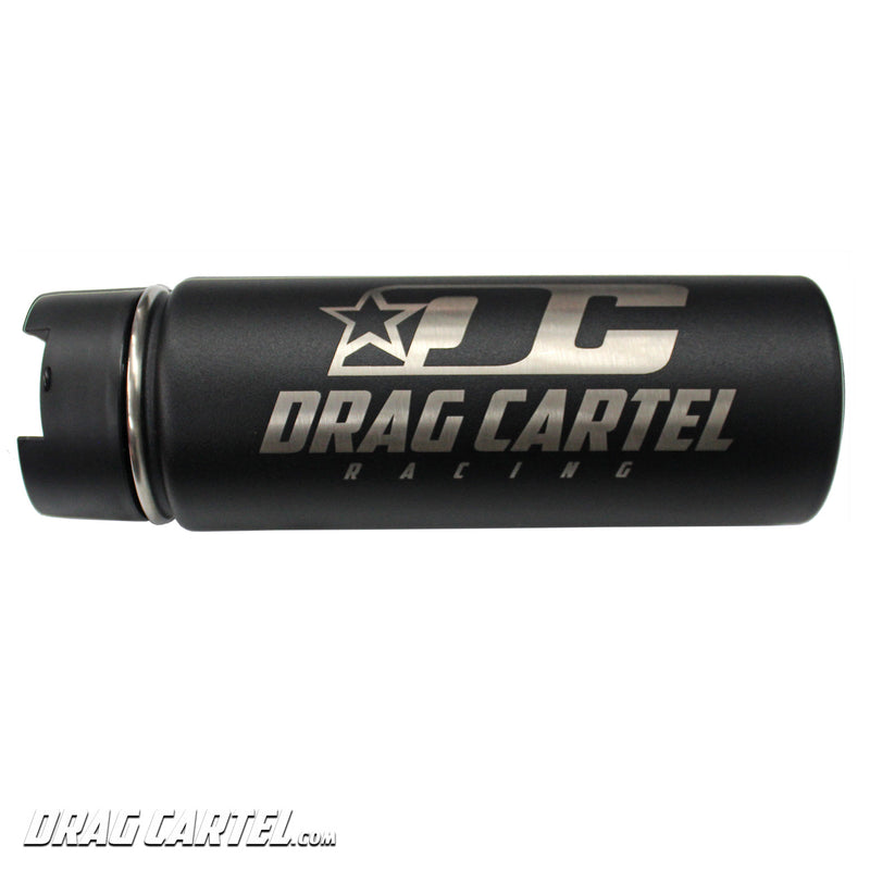 White Drag Cartel Hydro Flask Bottle
