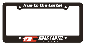 DC LICENSE PLATE FRAME