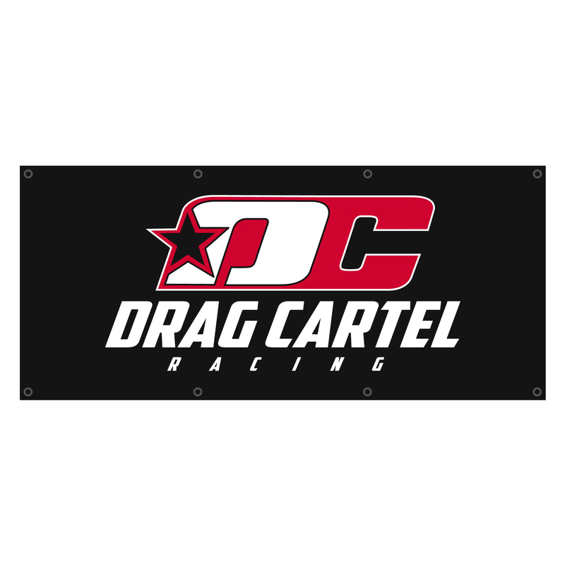 DRAG CARTEL SHOP BANNER  5 X 2