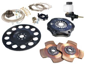 K-series Clutch-Flywheel Assemblies - Cerametallic Clutch Kit