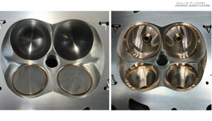 ported k-series heads