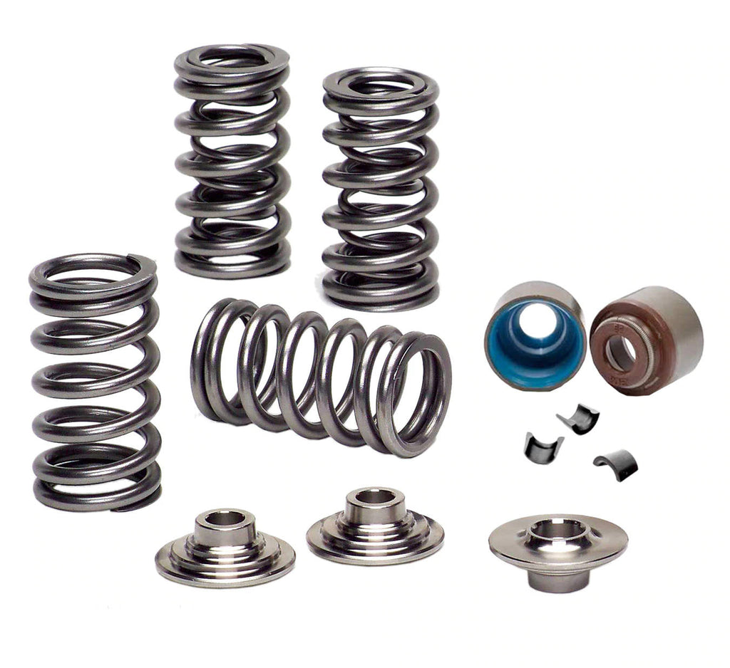 DUAL VALVE SPRING & RETAINER COMBO: 92PSI