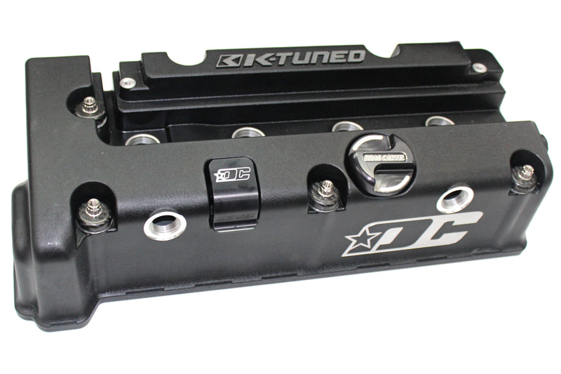K-TUNED / DC VALVE COVER - BLACK