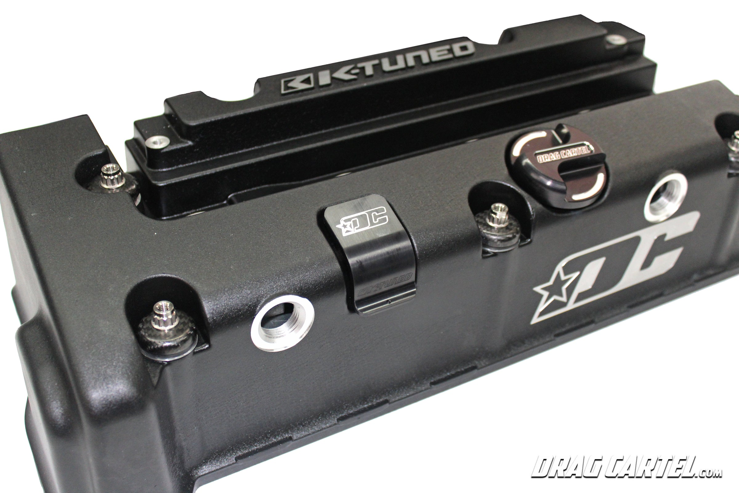 K Tuned Dc Valve Cover Collaboration Black