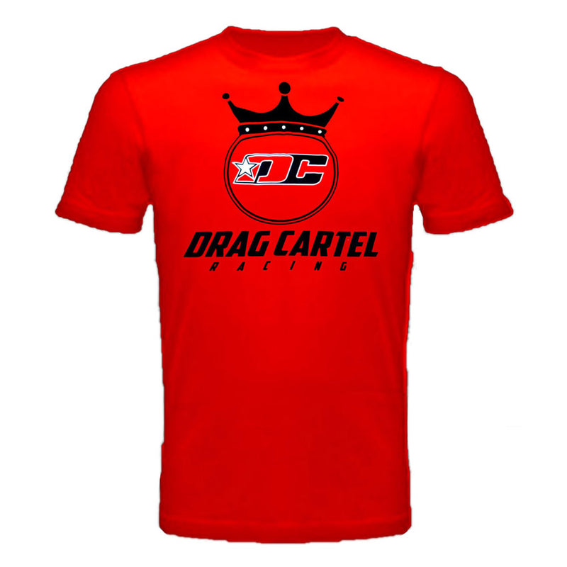 DC RED T-SHIRT