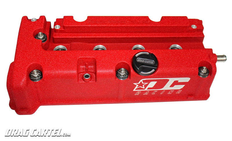 Custom TYPE R - DC Edition Valve Cover