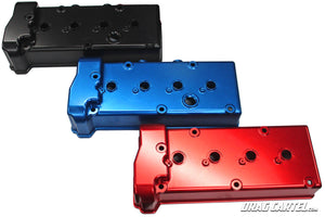 K-SERIES custom Valve Cover anodized