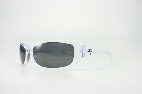 The Boss Clear/Smoke Lens 147mm Wider Frames/XL