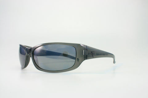 The Boss Grey/Smoke Lens 147mm Wider Frames/XL