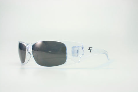Power Trip V2.0 Clear/Smoke Lens 150mm Wider Frames/XL