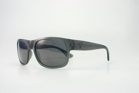 The Don V2.0 Grey/Smoke Lens 146mm Wider Frames/XL