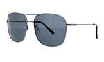 Theon Gunmetal with Smoke Lens, Wide Frames 153mm