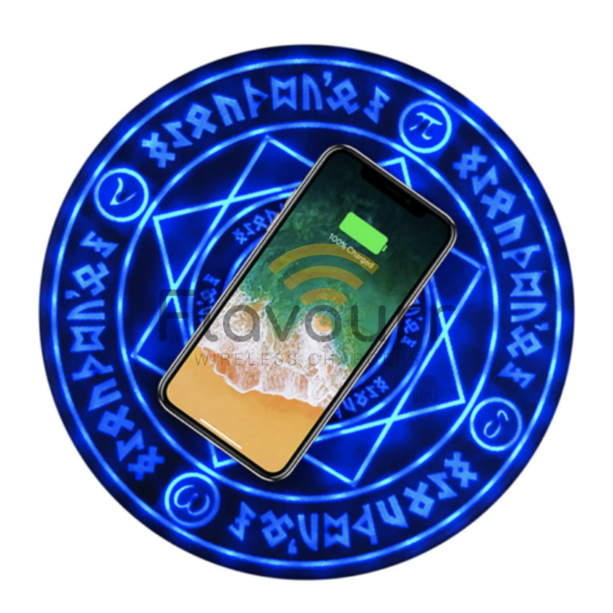 Mystic Norse Wireless Charger