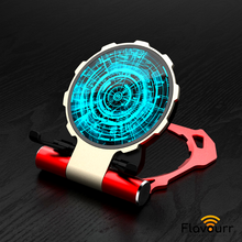 Load image into Gallery viewer, ARC Reactor Fast Wireless Charger