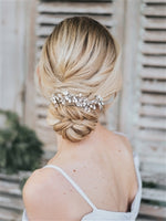 """DANIELLE"" HAIR VINE HEADPIECE - EVERY BRIDE BRIDAL"