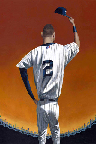 Derek Jeter Bows Out
