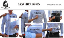 Load image into Gallery viewer, LEATHER KING Vintage Motorcycle Styles ( Model # 0007 )