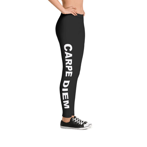 Carpe Diem Combat Leggings