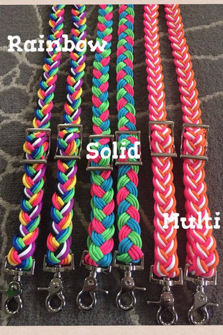 Design Your Own Custom Solid Reins